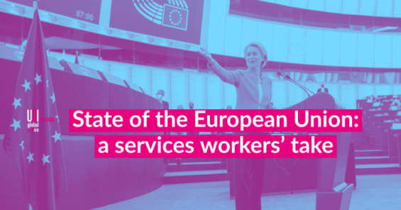 State of the EU – what's new for service workers?
