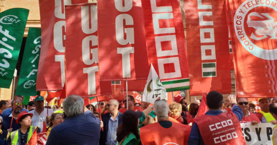 Landmark agreement reached in Spanish postal service as workers see wages and benefits increase