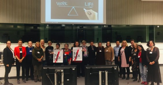 ETUC's Rebalance Project provides toolkit for implementing EU's worklife balance legislation.