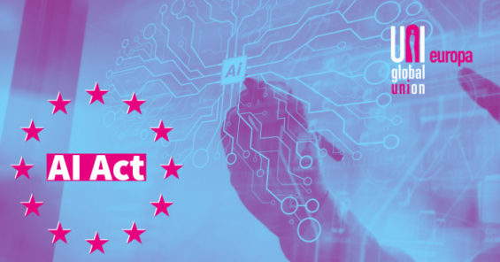AI Act – our submission to the EU Commission