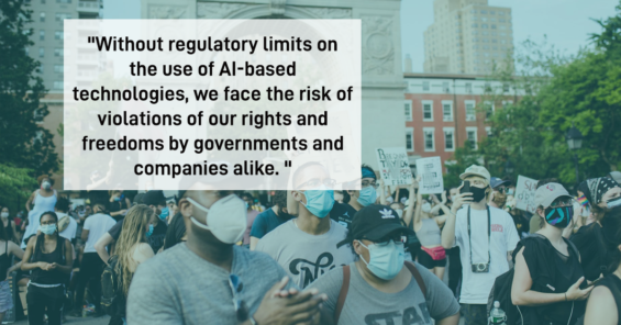 Civil society calls for AI red lines in the European Union's Artificial Intelligence proposal