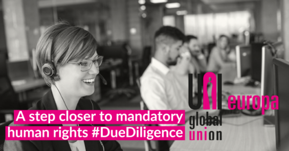 European Parliament sends a strong signal for mandatory human rights due diligence