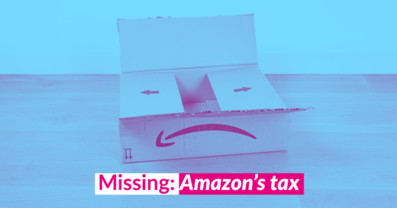 Tax break ruling shows need for political answer to Amazon