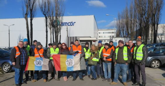 New beginnings beckon Amcor as workers organise and negotiations start