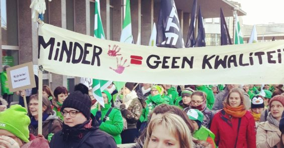 Belgium: care workers call out dangerous levels of understaffing in Orpea nursing homes