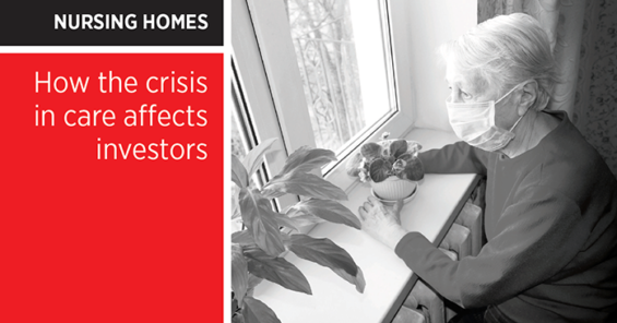 The crisis in care: new report underlines urgent need for responsible investor action in nursing homes