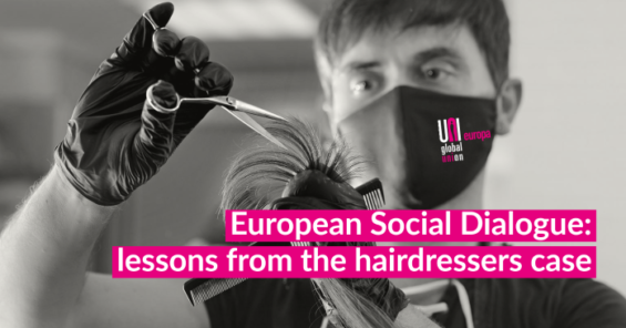 European sectoral social dialogue as an instrument to deliver social policy objectives – the hairdressers' case.