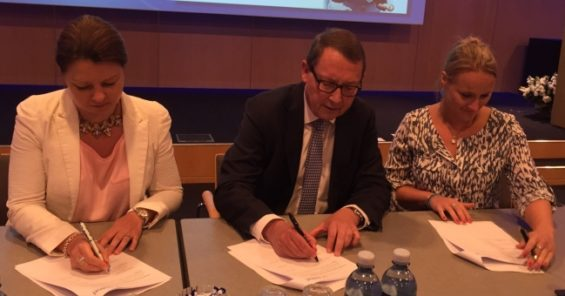 EWC agreement signed in Randstad Group