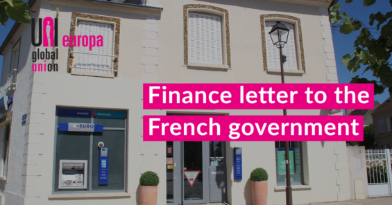 French finance unions ramp up pressure on employers in Covid-19 crisis