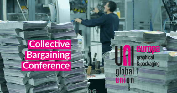 UNI Europa Graphical: collective bargaining conference