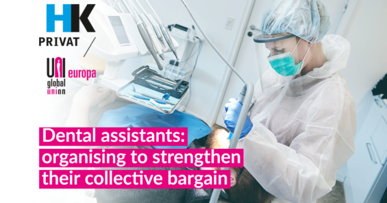 Organising for sectoral collective bargaining: dental assistants building power in Denmark