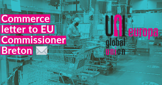 Letter: strengthening fair competition in the European retail sector in the Covid-19 crisis context