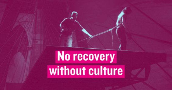 No recovery without culture