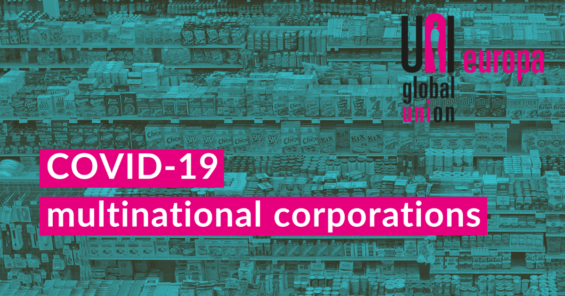 Stepping up multinational corporations' responses to Covid-19