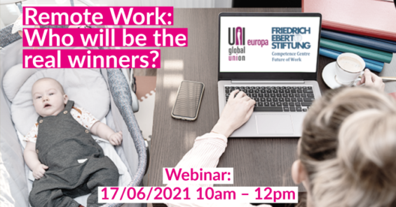 Webinar – remote work: who will be the real winners?
