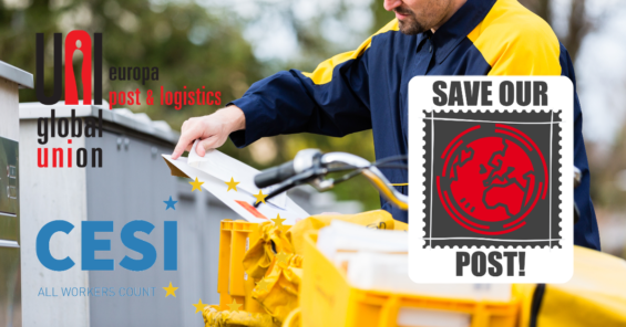 Save Our Post –  European postal workers' campaign