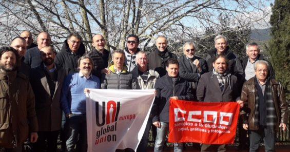 UNI Europa increasing trade union influence in Sofidel, Lucart and Tronchetti