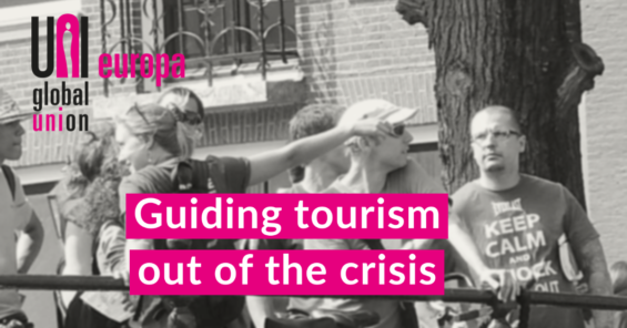 COVID-19: travel agency and tour operator workers' joint statement with employers