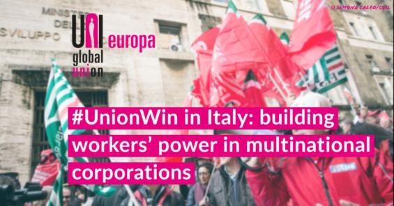 #UnionWin: Italian court orders Sofidel to establish European Works Council
