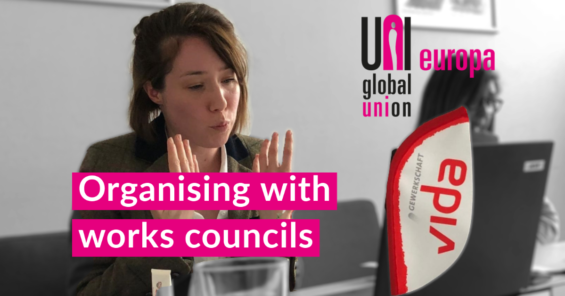 Activating the structures: organising with works councils, insights from Austria