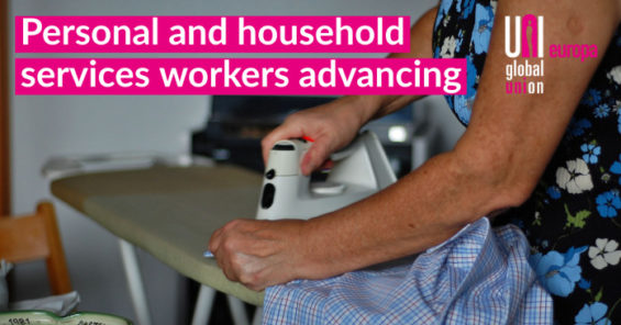 Laying the foundations for sectoral bargaining rights in the Personal and Household Services Sector