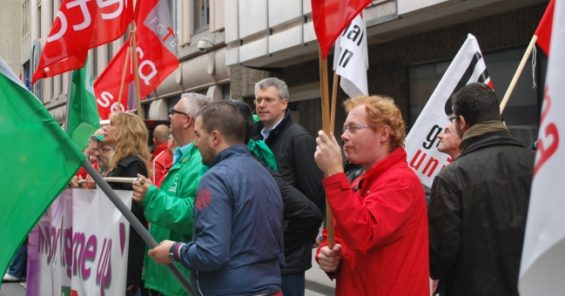 Spotlight shed on working conditions in call centre