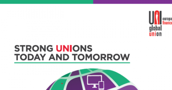 UNI Europa Finance – building strong European finance unions, today and tomorrow