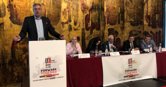 """UNI Europa Commerce: """"E-commerce is commerce and we will organise it!"""""""
