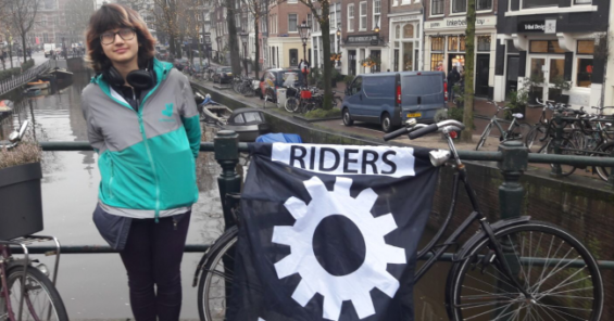 UNI Europa supports striking Deliveroo workers in Belgium and the Netherlands